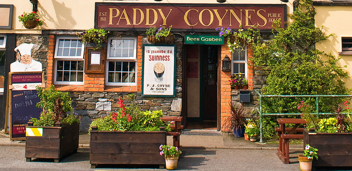 Paddy Coynes Pub, Connemara, Co. Galway