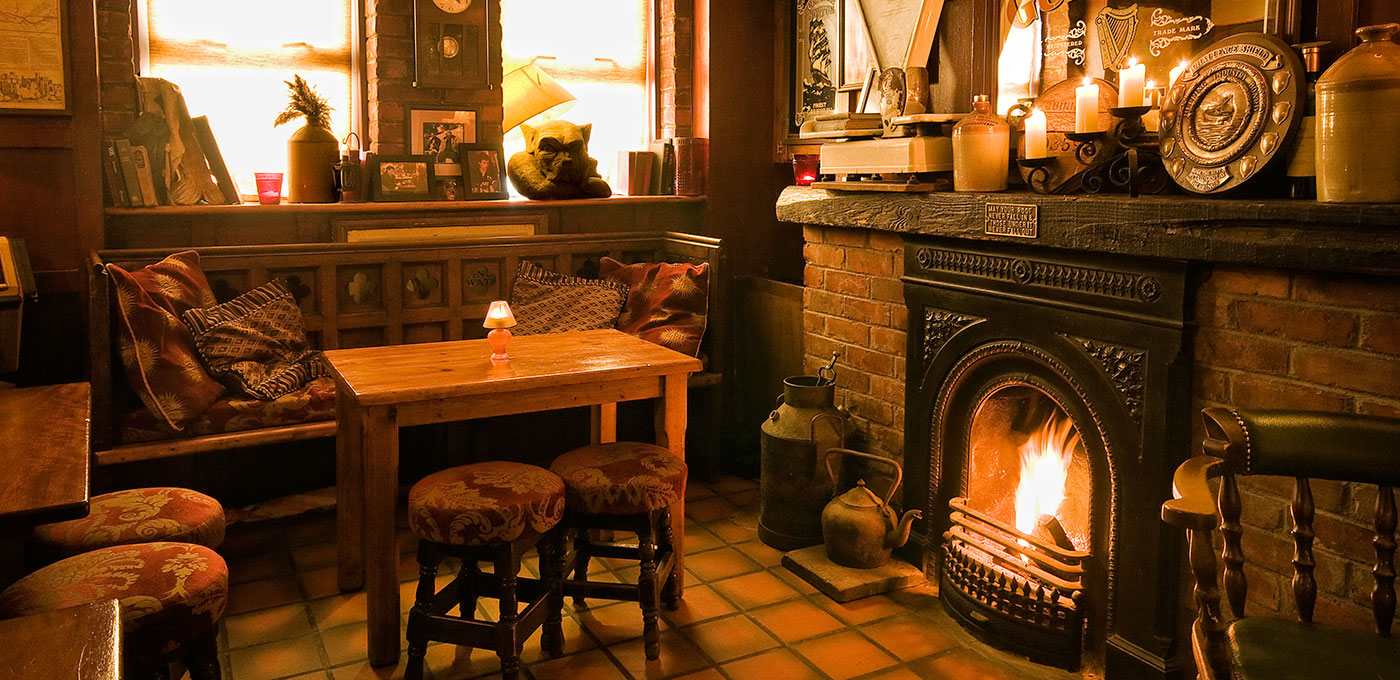 St Annes Snug, Paddy Coynes Pub, Connemara, Ireland